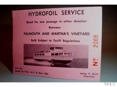 Hydrofoil History – Pioneering Vessels and Pioneering People