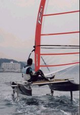 Adding Hydrofoils To Sailboats (Kits?)