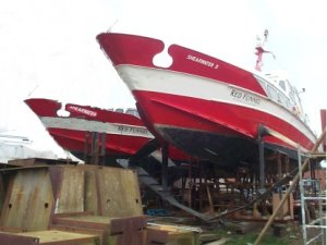 Red Funnel's Shearwater Vessels For Sale